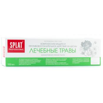 SPLAT Professional зубная паста Лечебные травы, 100мл (01139)