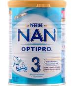 Nestle NAN сухая молочная смесь, #3, с 12-18 месяцев, 400г (76175)
