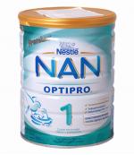 Nestle Nan OPTIPRO сухая молочная смесь, #1, с 0-6 месяцев, 800гр (05700)