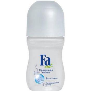 Fa ролик антиперспирант, прозрачная свежесть, 50мл (04596)