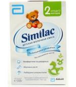 Similac сухая молочная смесь, #2, c 6-12 месяцев, 350гр (07657)