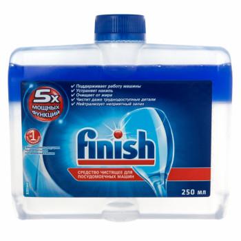Finish Calgonit для чистки посудомоечных машин, двойное действие, 250мл (15025)