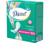 Discreet  ежедневные прокладки DEO Waterlily, 1 капля, 100шт (29735)