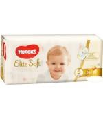 Huggies Elite Soft #5 подгузники, 12-22кг, 56шт (45318)