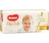 Huggies Elite Soft подгузники  #5, 12-22кг, 56шт (45318)