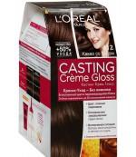 Casting Creme Gloss краска для волос (какао со льдом) №412  (88756)