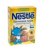 Nestle безмолочная гречневая каша (низкоаллергенная) 4 месяцев 200 гр (31047)