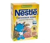 Nestle безмолочная гречневая каша, низкоаллергенная, с 4 месяцев, 200гр (31047)