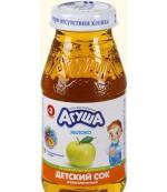Агуша сок (яблоко,осветленное) 3 месяцев 150мл (90718)