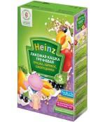 Heinz Лакомая каша  гречневая, груша, абрикос, смородина, с 5 месяцев, 200гр  (01411)
