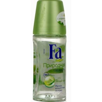 Fa дезодорант роликовый, Природная свежесть, белый чай, 50мл (33904)