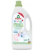 Frosch baby жидкое средство для стирки детского белья, 1,5 л (24087)