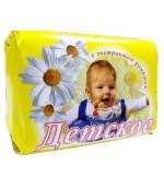Мыло детское туалетное, с экстрактом ромашки 150гр (05862)