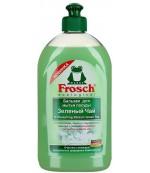 Frosch бальзам для мытья посуды, зеленый чай, 500 мл (29167)