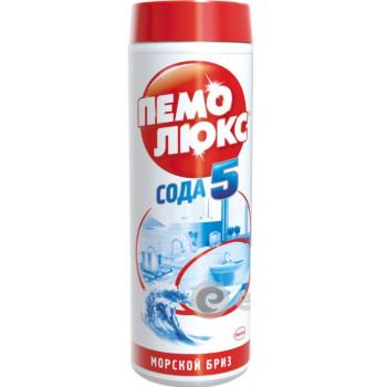Пемолюкс чистящий порошок, морской бриз, 480гр (53530)