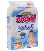 Goon #3 M подгузники, 6-11 кг, 64шт (51338)(56859)