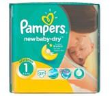 Pampers new baby #1 подгузники, 2-5 кг, 27шт (64453)
