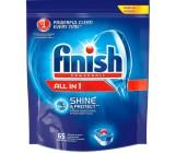 Finish таблетки для посудомоечной машины, Shine and Protect, 65шт (63257)