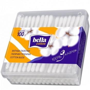 Bella cotton ватные палочки 100 шт (02051)