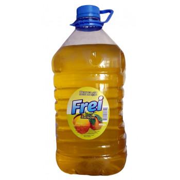 Frei средство для мытья посуды, Лимон, 5л (60309)