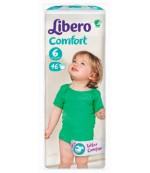Libero comfort #6 подгузники, 13 - 20 кг, 46шт (69740)