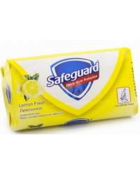 Safeguard антибактериальное мыло Лимонное, 100гр (47104)