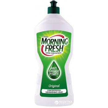 Morning Fresh средство для мытья посуды, оригинал, 900мл (22679)