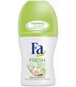 Fa Fresh & dry антиперспирант, Цветок вишни, 50 мл (08197)