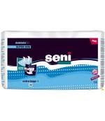 Seni Super Extra large подгузники #4 для взрослых, 130-170см, 6 капель, 30 шт (91424)