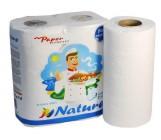 Paper Company кухонные полотенца, 2 рулона, 2 слоя, 140 отрывов в рулоне (40151)