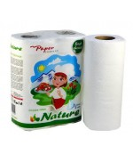 Paper Company  Nature кухонные полотенца, длина 21 метр, 2 слоя 2 рулона (40144)
