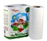 Paper Company  Nature кухонные полотенца, 2 рулона, 2 слоя, 100 отрывов в рулоне (40144)