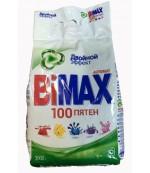 BiMax стиральный порошок автомат, для белого белья, 100 Пятен, 3кг (12824)