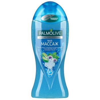 Palmolive гель для душа, с солью Мертвого моря, Алоэ  Вера и Мятой 250мл (47388)