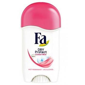 Fa Dry Protect антиперспирант-стик, Нежность хлопка, 50мл (80244)