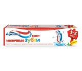 Aquafresh Мои молочные зубки детская зубная паста, 3-5  лет, 50мл (92189)