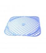 Решетка для мойки пластиковая универсальная, 330х330мм (02164)