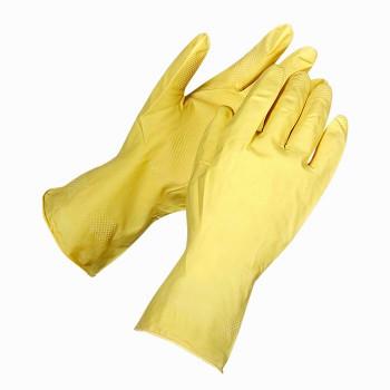 Резиновые перчатки для хозяйственных работ, L, 1пара, (91828)