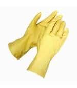Резиновые перчатки для хозяйственных работ, M, 1пара, (91835)