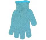 Мочалка-перчатка для тела, 1шт (92368)