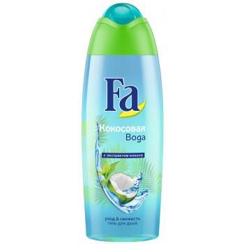 Fa гель для душа, Кокосовая вода, 250мл (82217)