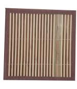 Бамбуковые подставки под чайник 15x15см, 2шт (92504)