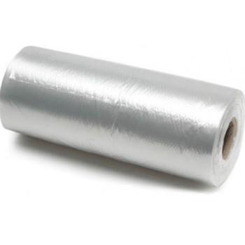 Полиэтиленовые пакеты без ручек, 1рулон, 150шт, 24x38см (93365)