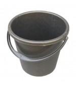 Ведро хозяйственное, пластмассовое, 10Л, 1шт (93402)