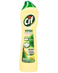 Cif Универсальный чистящий крем, Лимон, 500мл (75841-)