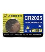 TMMQ батарейки литиевые CR2025, 1шт (93750)