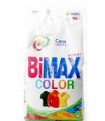 BiMax Сolor стиральный порошок автомат, для цветного белья, Сила цвета, 6кг (14750)