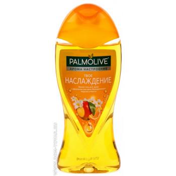 Palmolive гель для душа арома настроение, с эфирными маслами Франджипани, Нероли и Манго 250мл (47401)