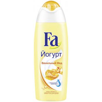 Fa крем гель для душа, Йогурт, Аромат ванильного меда, 250мл (08020)