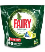 Fairy Original All in One капсулы для посудомоечных машин, 12шт (40800)